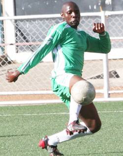 Caps on  top of the league table as Dynamos in Hwange draw