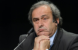 Platini to quit UEFA after losing appeal over ethics ban