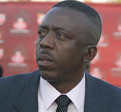 Rahman Gumbo appointed Chicken Inn coach