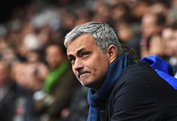 Mourinho has no agreement with United