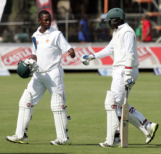Test  cricket: Nowhere to hide for Zimbabwe  Under the spotlight … Zim last played Test  cricket away to Bangladesh at the end of 2014