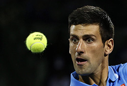 Djokovic suffers rare loss as Murray takes Rome title