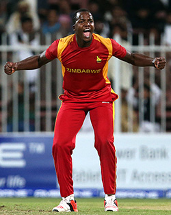 Cricket: Jongwe, Cremer available for India series