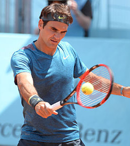 Injured Federer to miss French Open