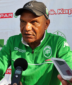 South Africa's Amazulu keeping faith in Zim coach Antipas