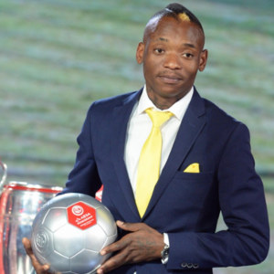 South Africa: Billiat steals the show at PSL Awards