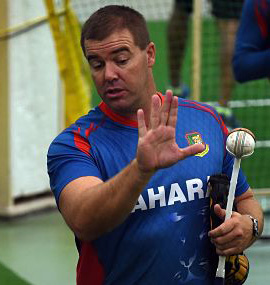 Heath  Streak's next wish: To be the coach of the Indian cricket team