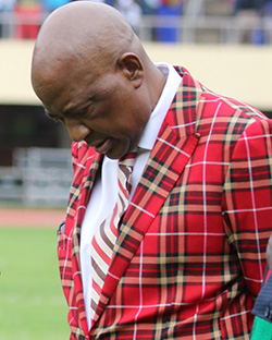 Bizarre: Chiyangwa disbands  ZIFA, forms new association