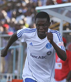 Dynamos set  to sign Denver Mukamba