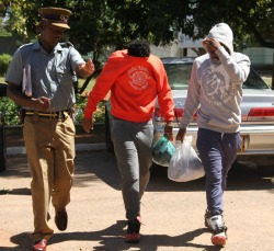 Mwanjali free  as attempted murder charges withdrawn, player to pay his victim's medical bills