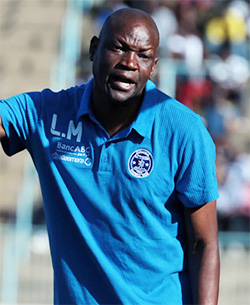 Dynamos  bosses meet over Mutasa's future