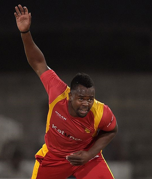 ICC clears Vitori to resume bowling after retest