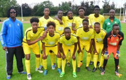 Zim under 17 crowned 2016 UK AFCON champions