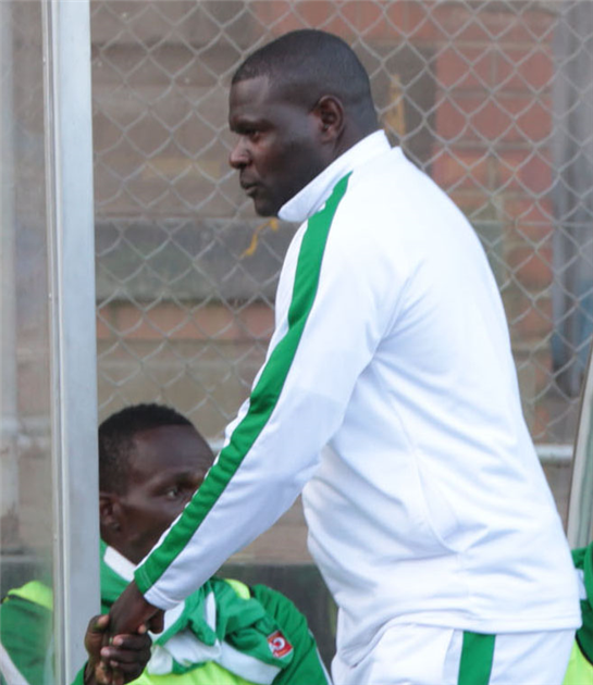 Caps back  under fire coach Chitembwe