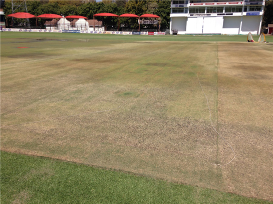 The tale of a neglected wicket: Why Harare  Sports Club is now lifeless