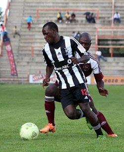 Bosso star  Kangwa scoops all three PSL awards