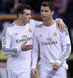 Ronaldo, Bale on Uefa best player shortlist