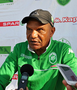 Zim coach Antipas  lifts Mayoral Cup with AmaZulu