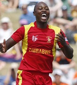 Zimbabwe lose strike bowler Chatara for test series