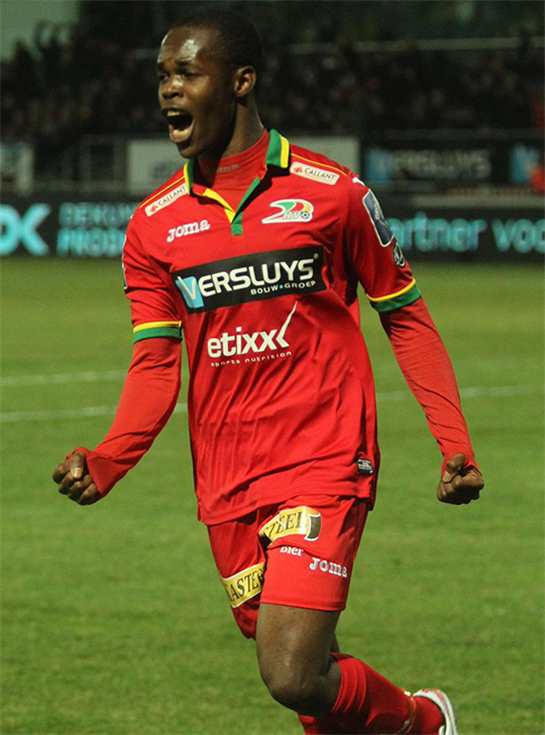 Belgium: Musona  scores wonder goal in season opener
