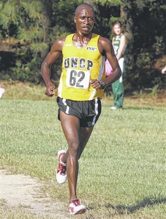 Olympics Pardon Ndhlovu's marathom road to Rio