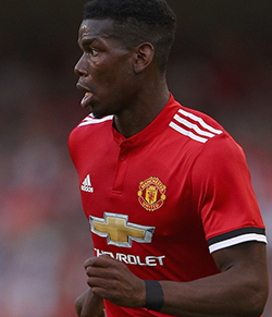 Man United's Mourinho hints at Pogba arrival next week