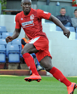UK: How Cliff Moyo went from Zimbabwe to FC Halifax Town