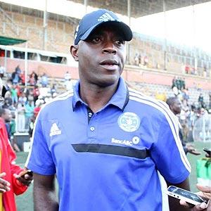 Ndiraya named best coach for July