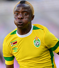 Warriors:  Injury rules Mahachi out of Guinea tie