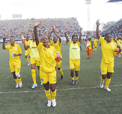 Mighty Warriors beat Egypt in friendly