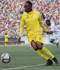 SA: Khama producing the goods when it counts