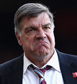 Allardyce sacked as England boss