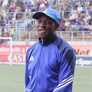 Mutasa unfazed by sack threat