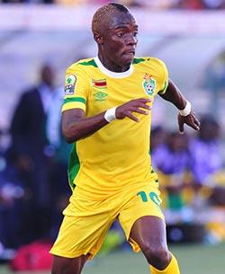 Warriors forward  Mahachi recovers, resumes training