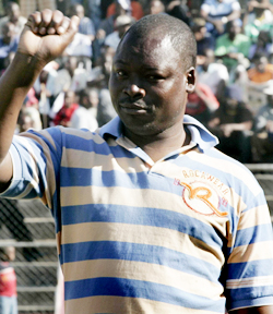 Chunga vows Harare City will defend Chibuku Super Cup