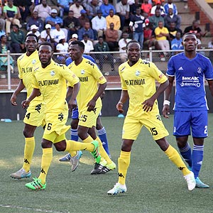 Platinum through to Chibuku Cup final