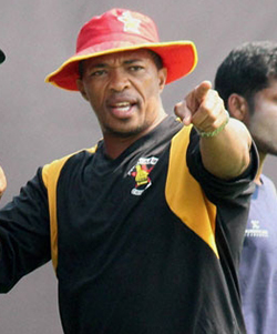 Whatmore, Masakadza in Ntini's line of fire