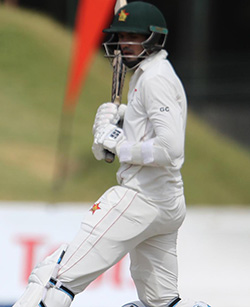 Zimbabwe show Test mettle in landmark game