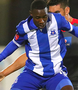 Maritzburg United exercise caution over Evans Rusike