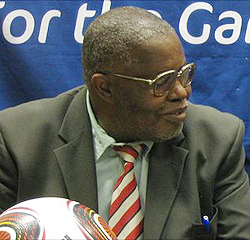 Bosso CEO Gumede says has no regrets after expelled by ZIFA