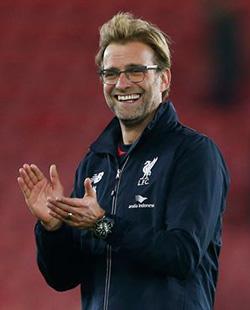 Klopp confident in Liverpool momentum