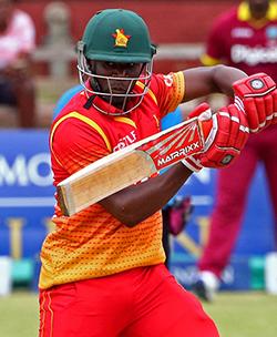 Zimbabwe salvage tie in thriller ODI match with West Indies  Craig Ervine pulls one, Zimbabwe v West Indies, tri-nation series, Bulawayo