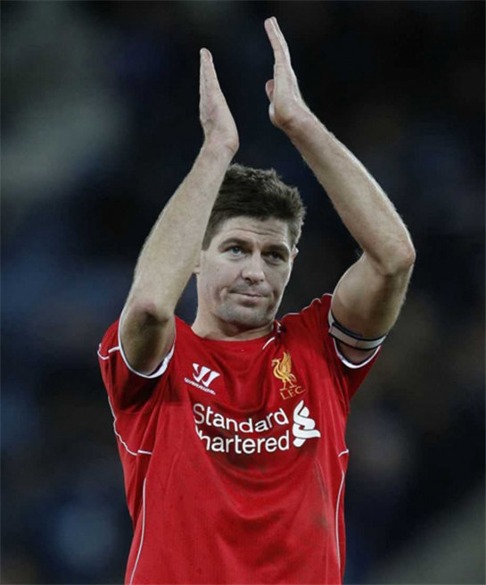 Gerrard calls time on career