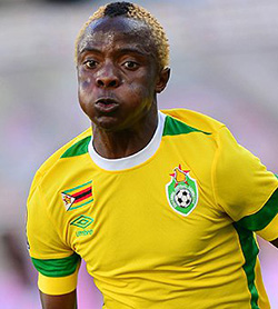 Mahachi focusing on Golden Arrows form,not worrying about making Zimbabwe's AFCON squad