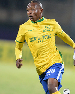 Sundowns'  Khama Billiat eager to impress at FIFA Club World Cup