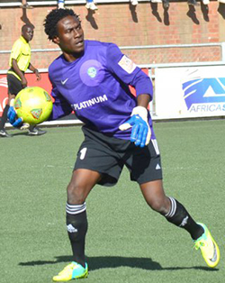 Surprise as  Pasuwa overlooks Goalkeeper of the Year