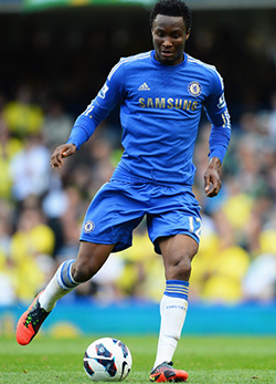 Mikel nears Marseille switch