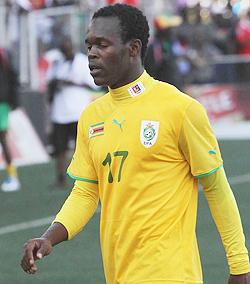 Musona ruled out of Senegal