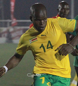 Captain Katsande says bring it on as the Warriors face Senegal in Afcon tie