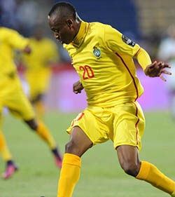 Billiat says Zim must learn from AFCON disappointment